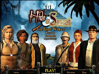 Hide and Secret 4: The Lost World [BETA]