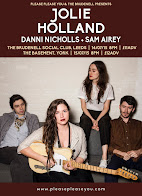 Jolie Holland + Danni Nicholls + Sam Airey - Leeds & York