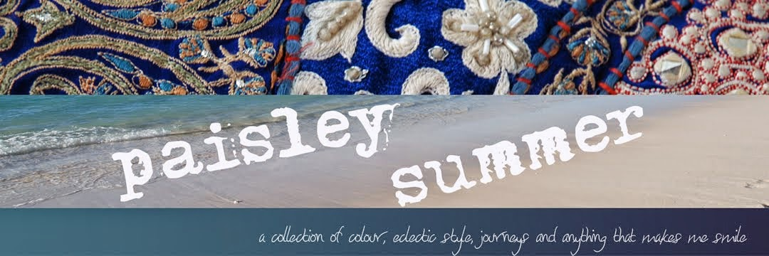 Paisley Summer