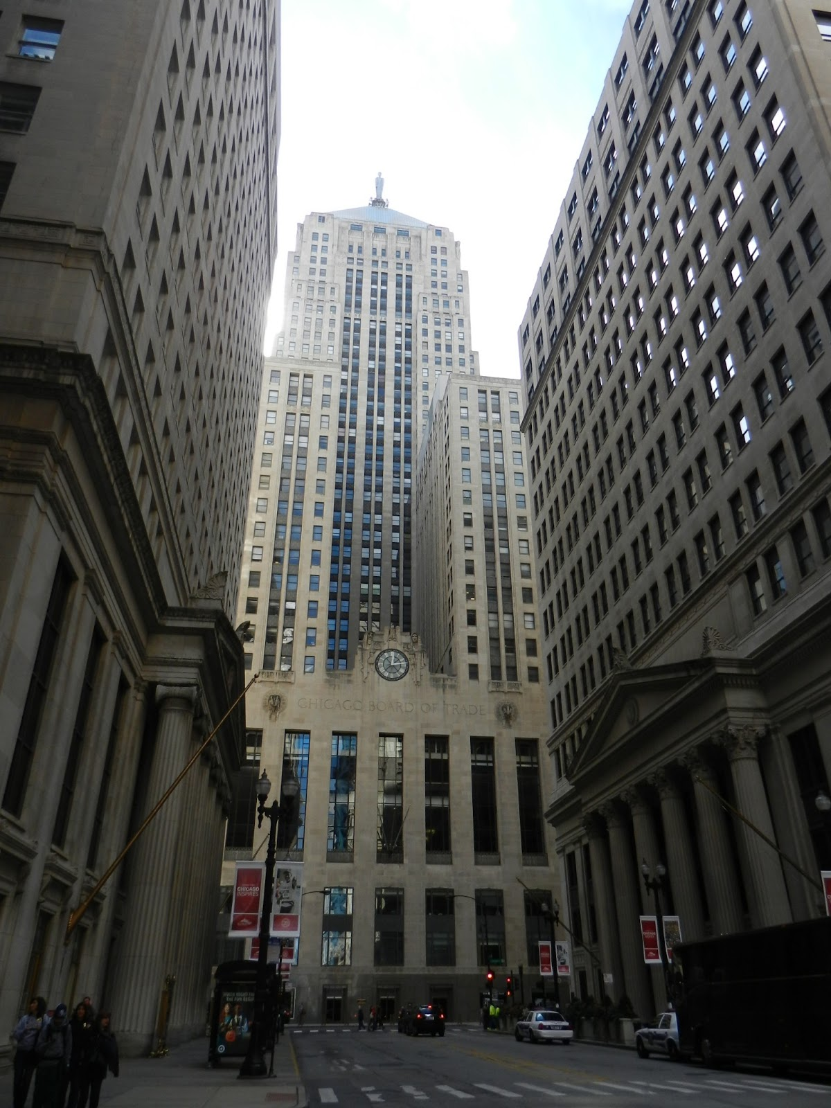 viajar, viajar, viajar: Chicago I