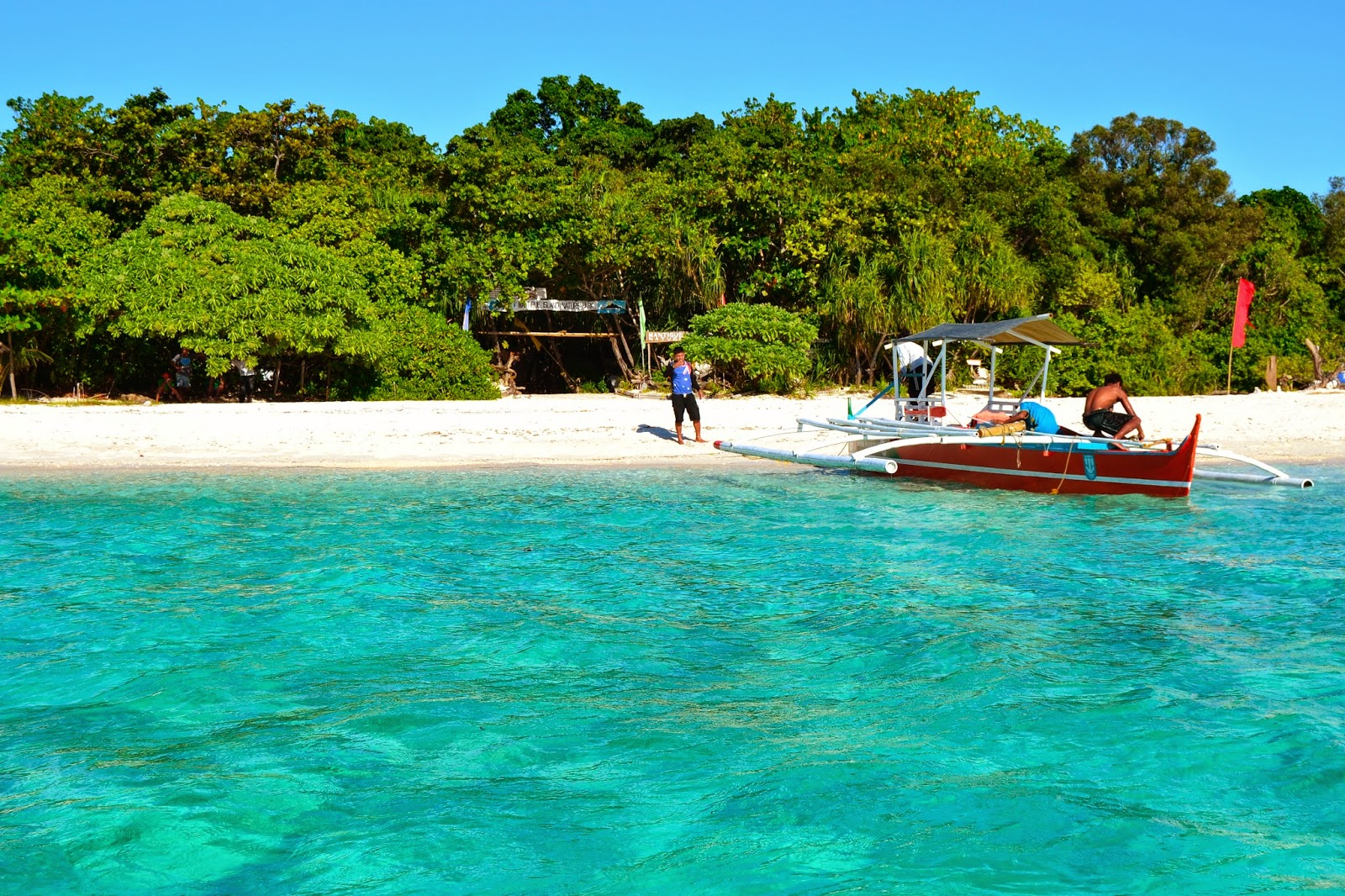 Camiguin Island Cheap Accommodation