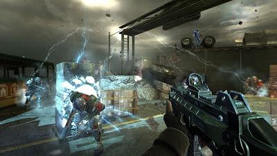 Fear 3 oyun içi görüntüleri