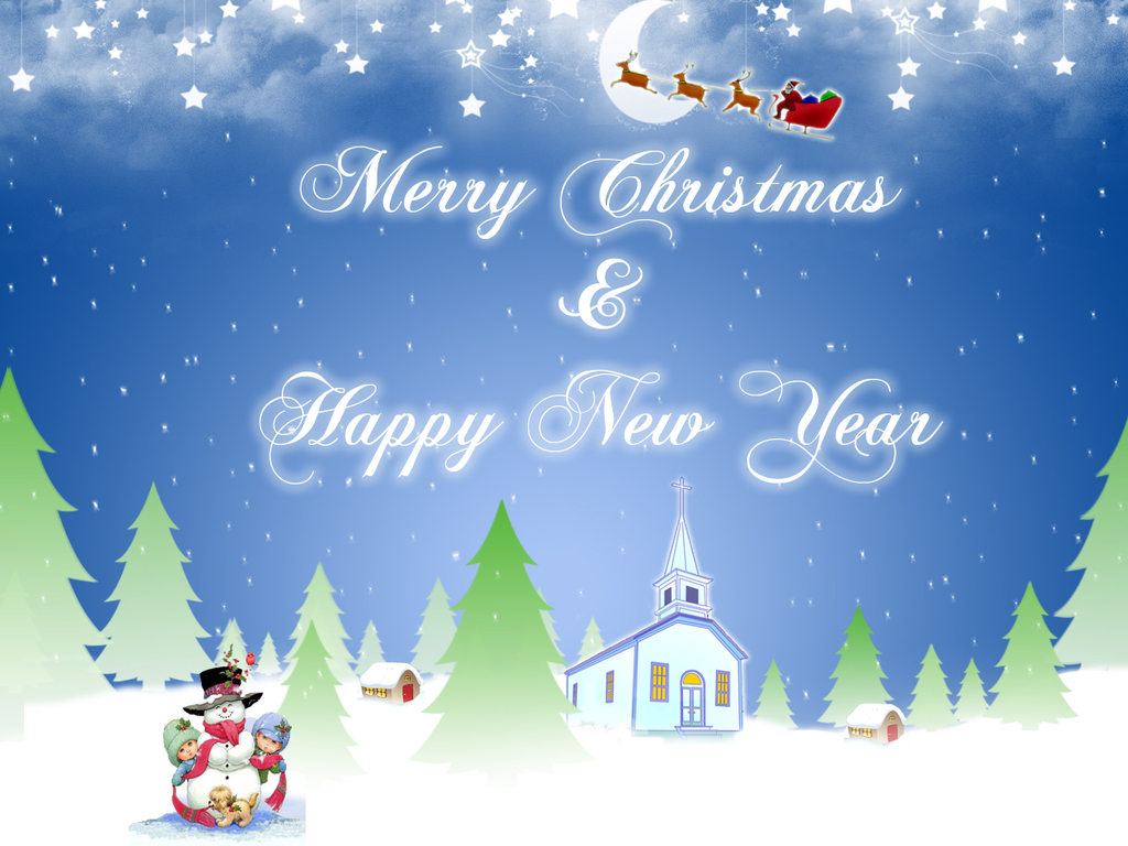 Merry Christmas And Happy New Year 2015 Hd Images Drive