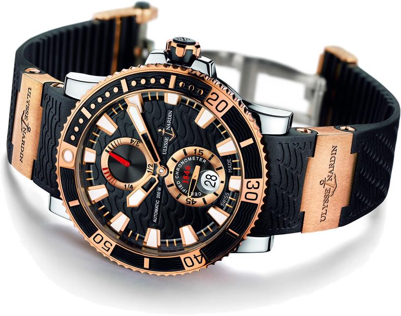 Darček pre Ďurovčíka - hodinky za 12 000 eur  2f1b5faf2d2