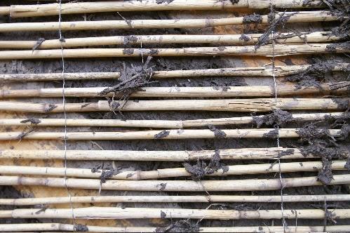 Строительство эко-дома из соломы. Штукатурка