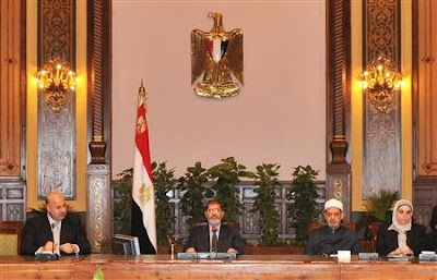 Egypt's opposition rejects constitutional referendum