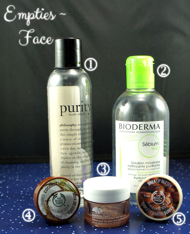 origins bioderma the body shop philosophy