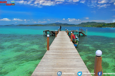 Pulau Penjalin Piugus Anambas Wisata Indonesia