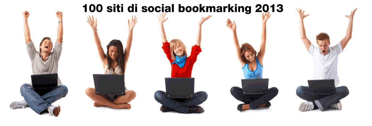 siti social bookmarking 2013 - seo link -