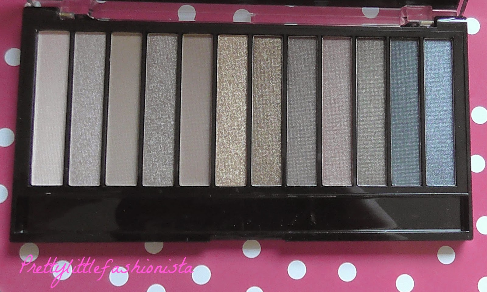 Makeup Revolution Redemption Palette Iconic 1 Review