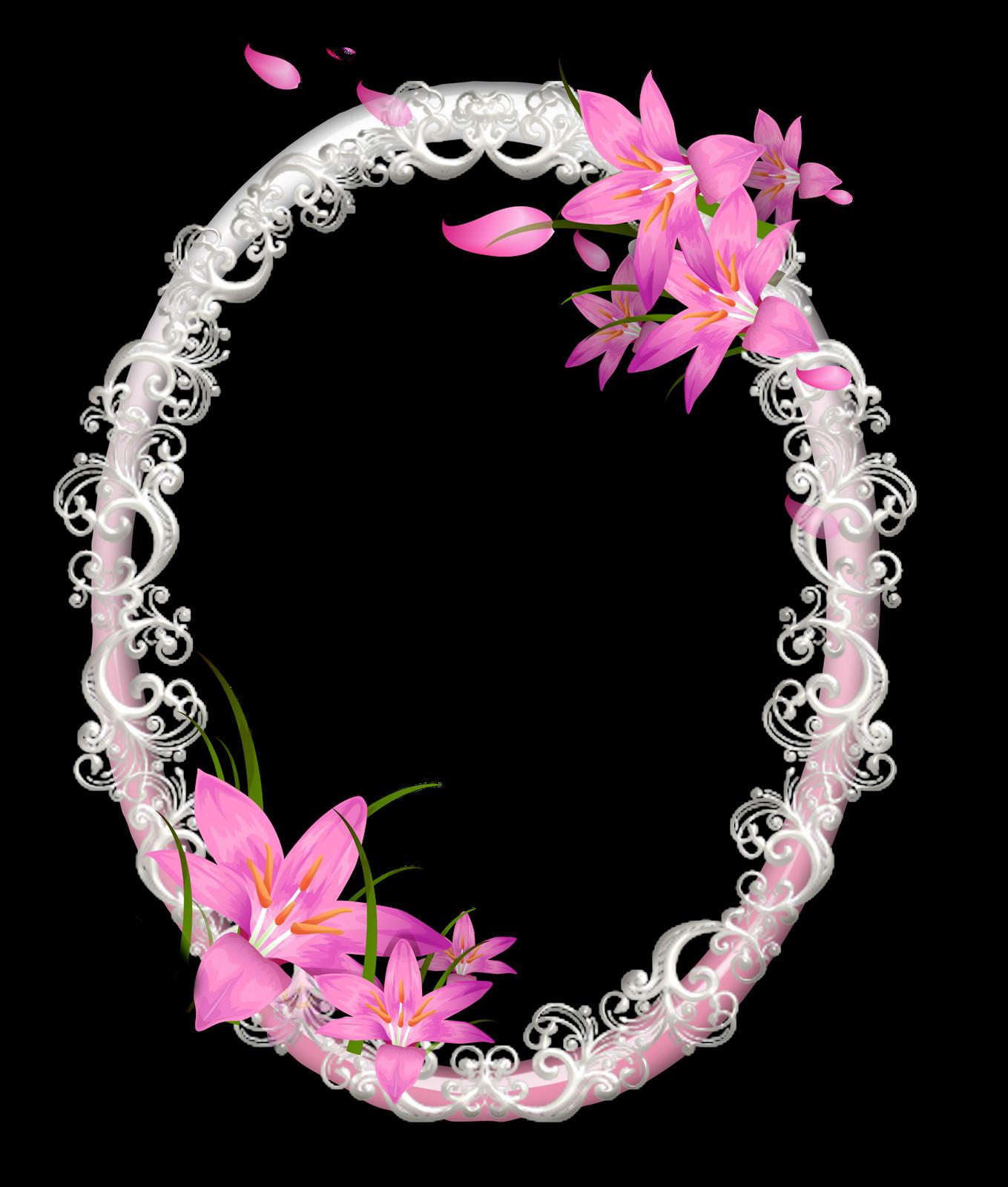 Marcos gratis para fotos marcos florales para fotos - Marcos transparentes ...