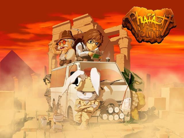 Prueba 'Pharaoh Rebirth', una divertida aventura de plataformas y exploración