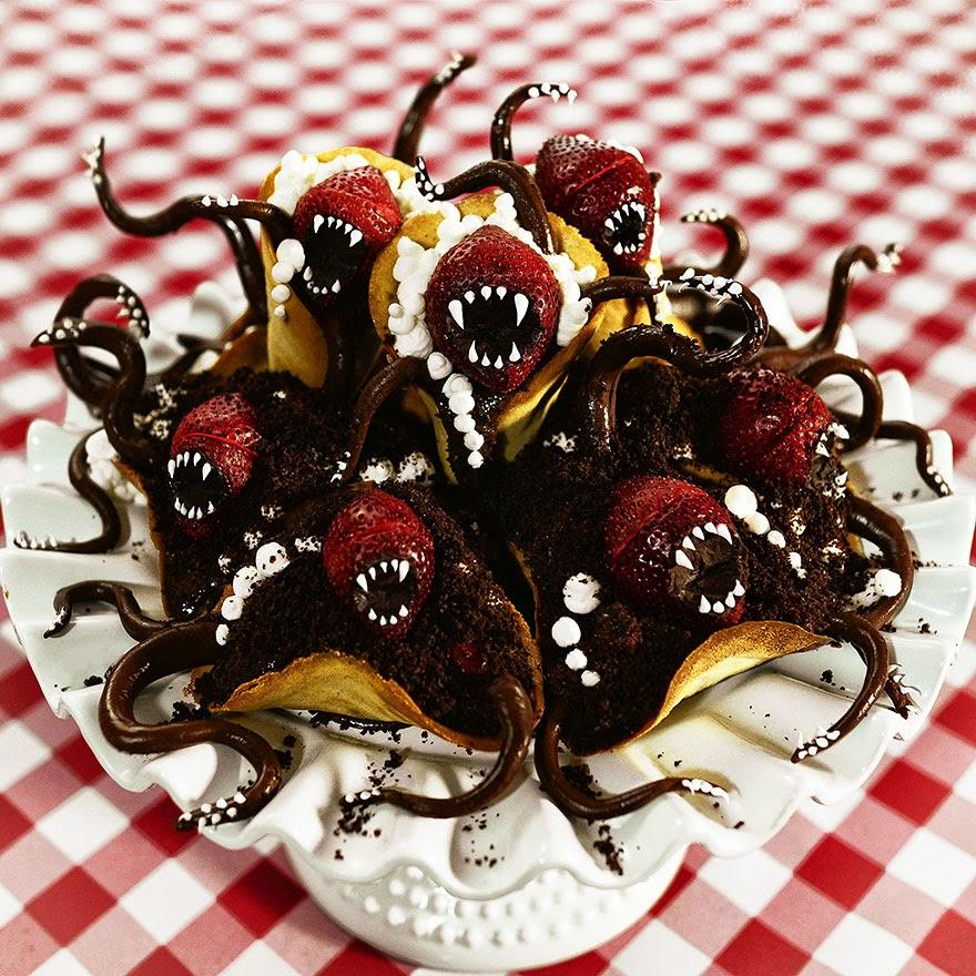 Cozinhando monstros: Christine McConnell