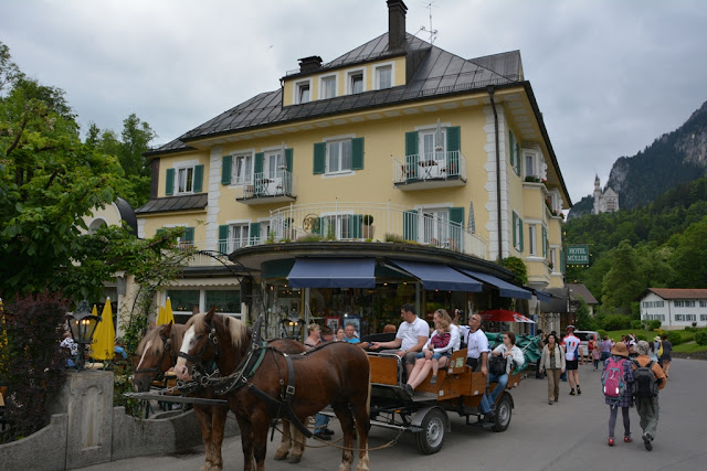 Schwangau Horse and carriage