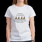 Autism Awareness T-Shirt $17.99