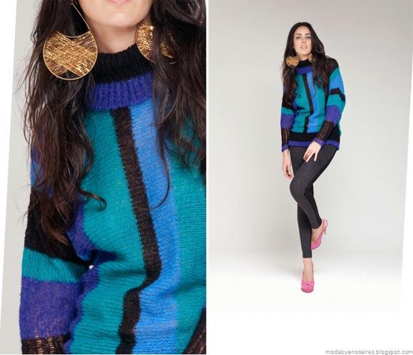 La Cofradía otoño invierno 2012. Moda Buenos Aires Blog de moda Argentina.