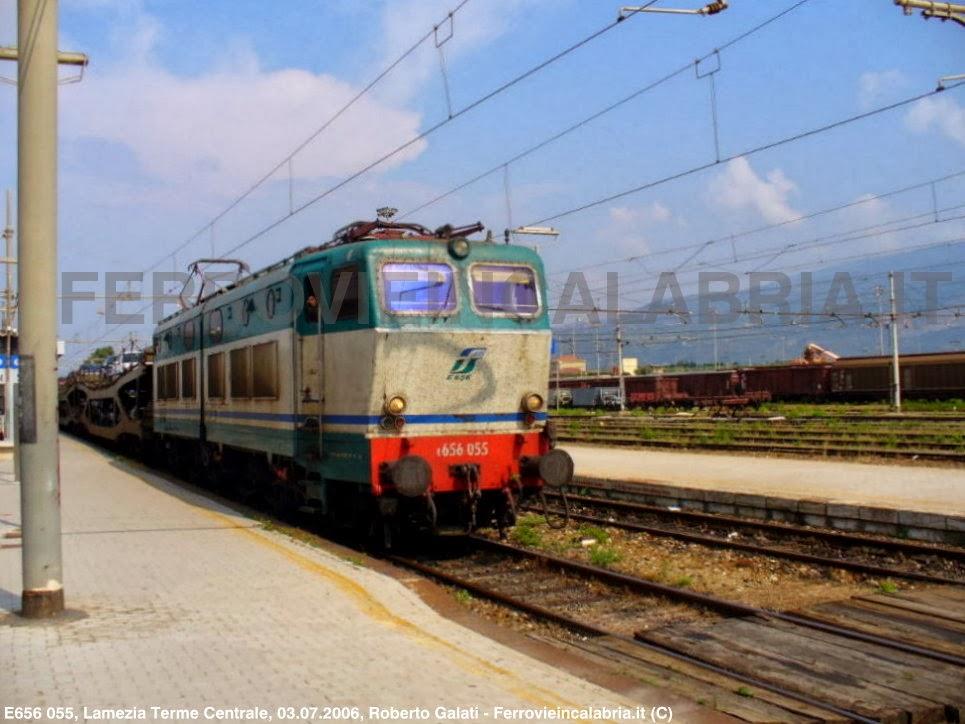 Treni Lamezia Villa San Giovanni