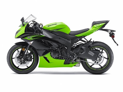 2011 Kawasaki Ninja ZX-6R Supersport