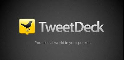 Noticias sobre TweetDeck