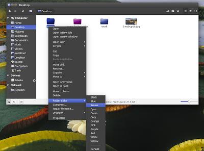 Nemo Folder Color