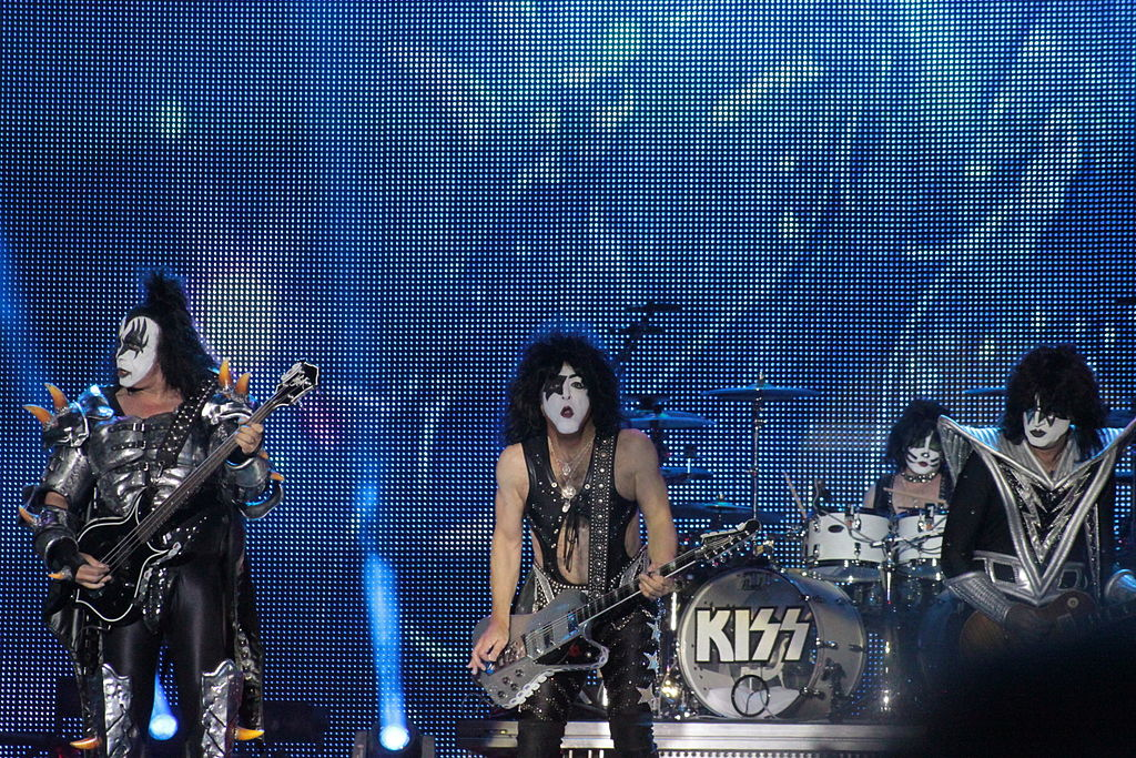 Група kiss скачать песню