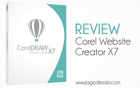 Membuat Desain Web Dengan Corel Website Creator X7