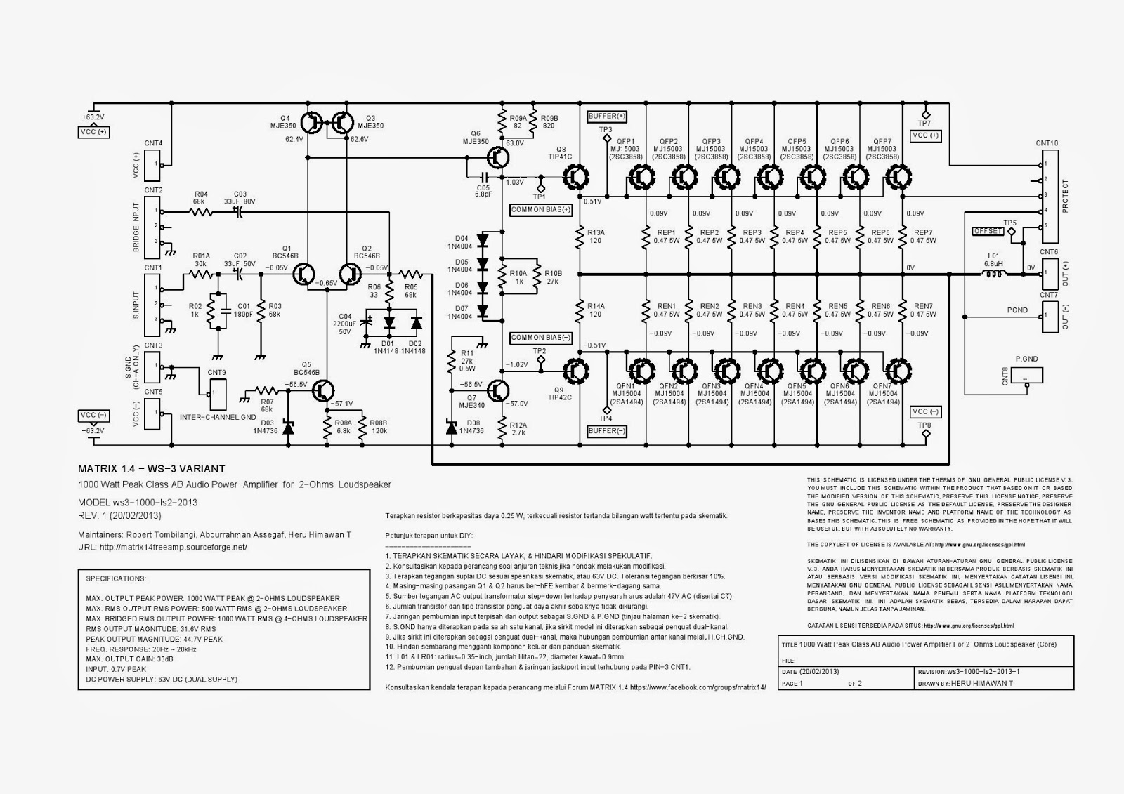 fosti audio electronics project  08  09  13