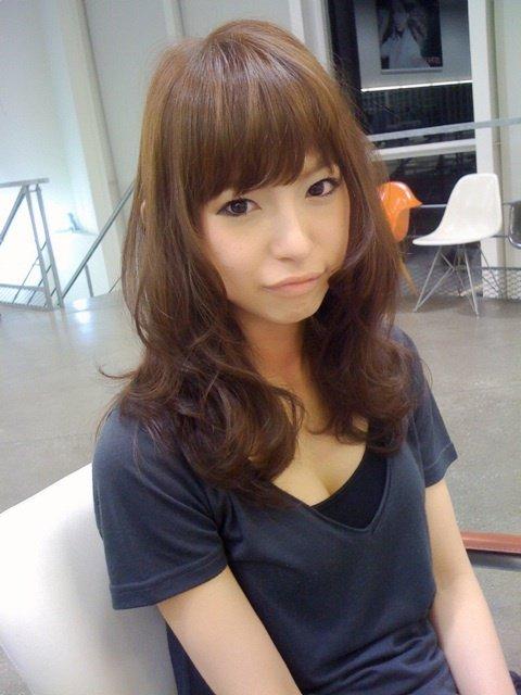 Haruna Ono New Hair Kawai
