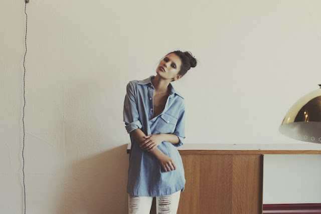 Wear Mint Jackson Jean Button Down