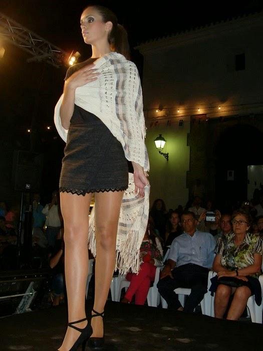 vestido del desfile de almeria