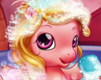 Bebek Pony Banyo Yaptır Yeni