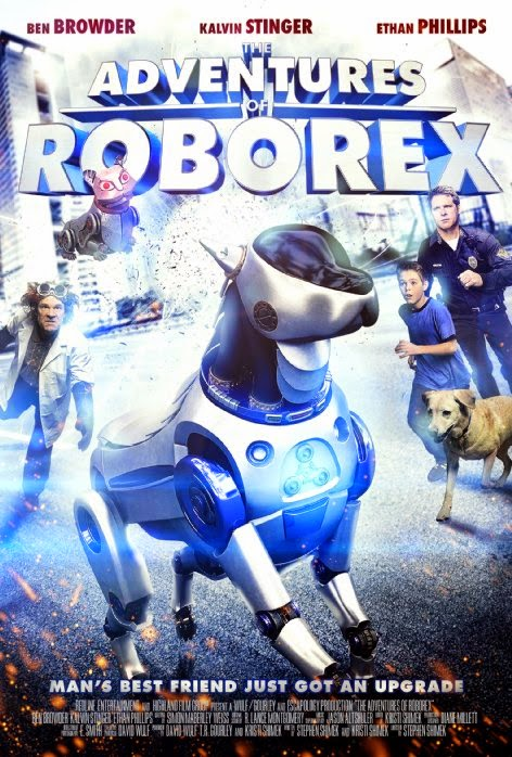 The Adventures of Roborex (2014) DVDRip 375MB