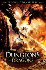فيلم Dungeons & Dragons رعب