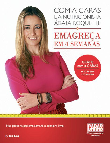 Dieta das 4 Semanas por Ágata Roquette