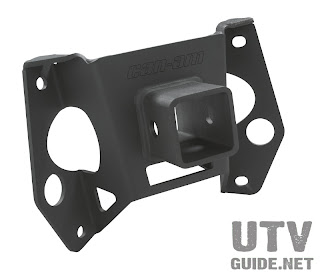Can-Am Maverick Receiver Hitch