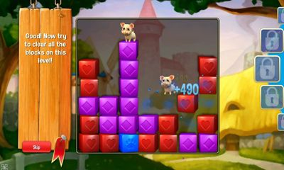 Download game android Pet Rescue Saga