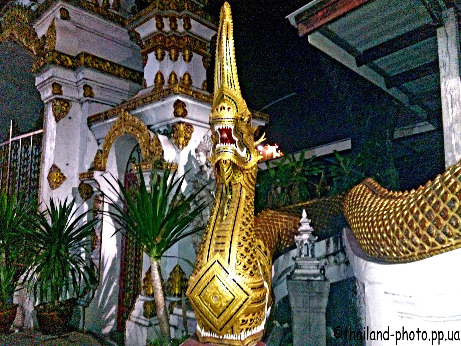 Страж храма в Чангмае