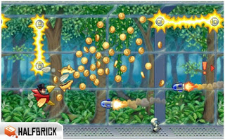 Jetpack Joyride 1.8.8 Mod Apk (Unlimited Money)