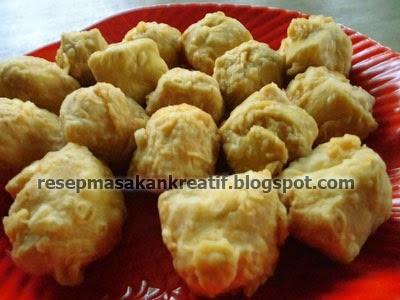 Resep Tahu Crispy Goreng Renyah Crispy