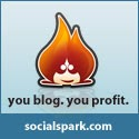Social Spark - You blog, you profit