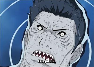 Naruto Shippuden 251 - O Homem chamado Kisame