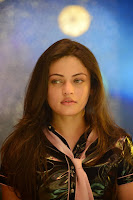 Sneha Ullal Beautiful Cute Smile in Mini Skirt Item Song Stills