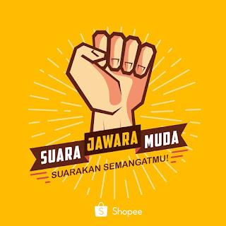 Menangkan Hadiah Menarik Dari Shopee Hingga Jutaan Rupiah, Suara Jawara Muda, Aplikasi Android Shopee, Aplikasi iOS Shopee