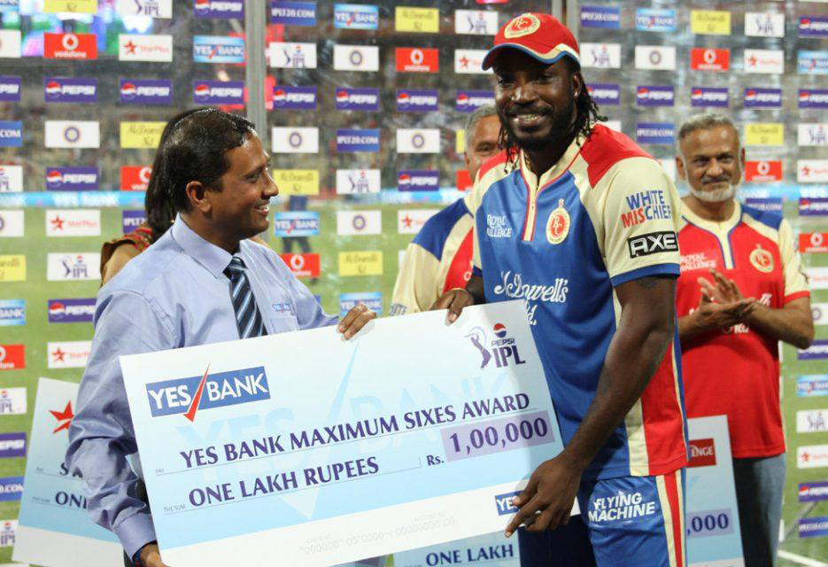 Chris-Gayle-Maximum-Sixes-RCB-vs-MI-IPL-2013