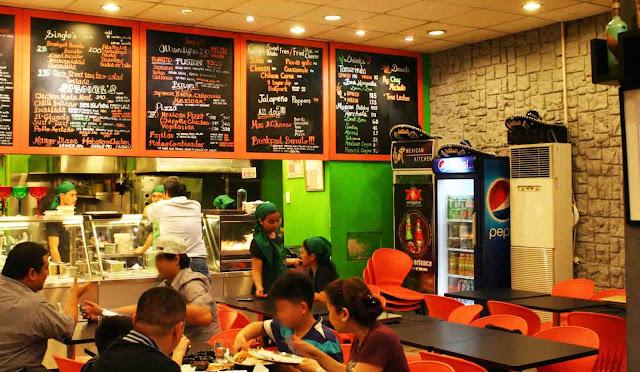 B & T Mexican Kitchen