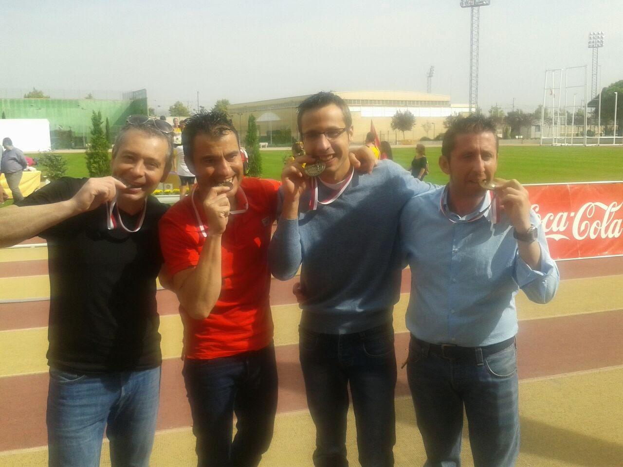 Tres Campeones Regionales Maratón 2014