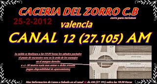 Zorro Urbano dia 25/02/2012 Caceria+25-2-2012