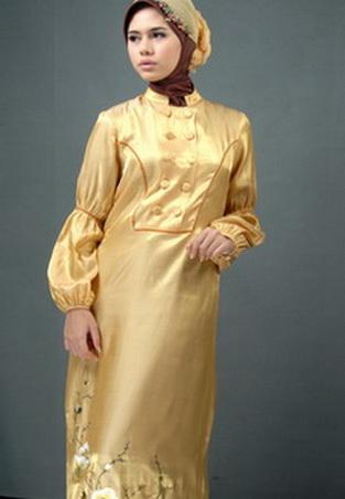Gambar Baju Gamis Modern 213 - Baju Gamis Modern