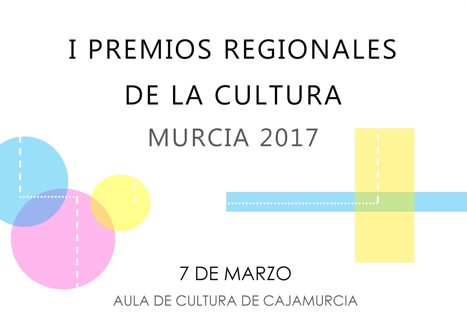 I Premios Regionales de la Cultura