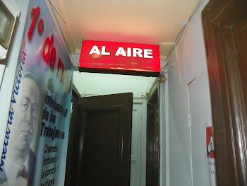 ESTAMOS AL AIRE!!!